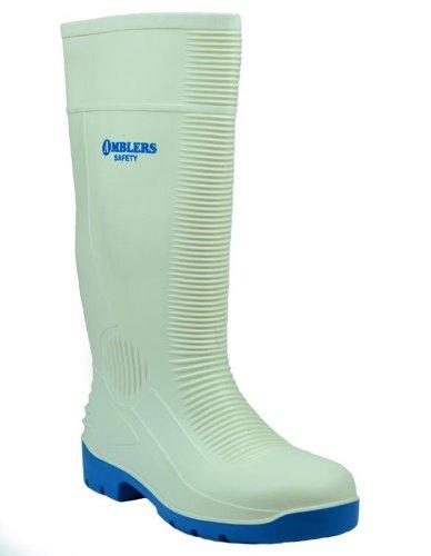 Incluye protector de pantalla Amblers FS98 disfraz pares de slip-A los seguridad Militar botas de zapatos de