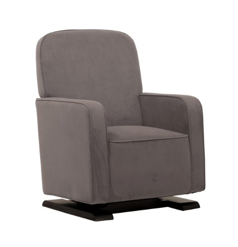 babyletto Kyoto Glider, Slate Suede (Rocker Parts Replacement Glider)