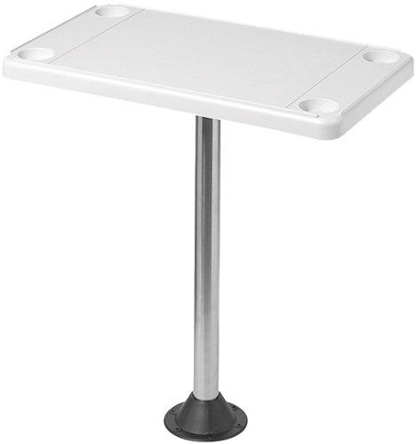 - DetMar 12-1107C Removable Rectangular Marine/RV Table