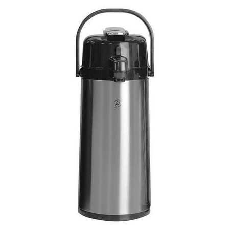 (Newco Coffee KK2.2 Airpot, 2.2 Liter, Grey)
