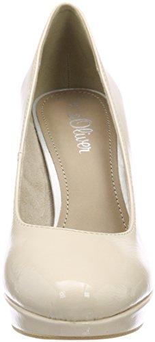 Donna Rosa Con Tacco 22410 Patent oliver Scarpe nude S q16Xff