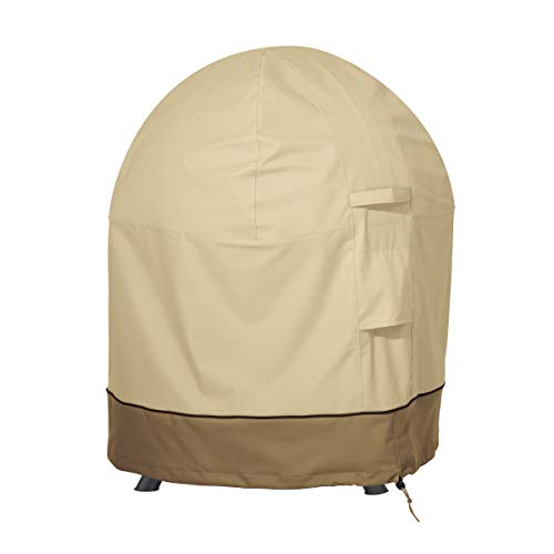 Classic Accessories 55-986-031501-00 Veranda Globe Fire Pit Cover, Fits 30