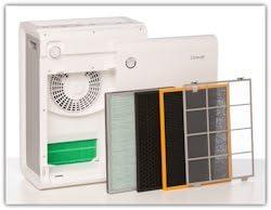 Coway APM 1010 DH purificador de aire + humidificador de aire ...