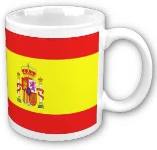 De la bandera de España y taza de café de: Amazon.es: Hogar