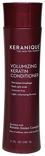 Keranique Volumizing Keratin Conditioner 8 Fl Oz