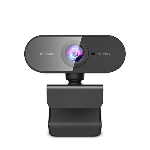 Webcam MicrophoneKff Full Hd
