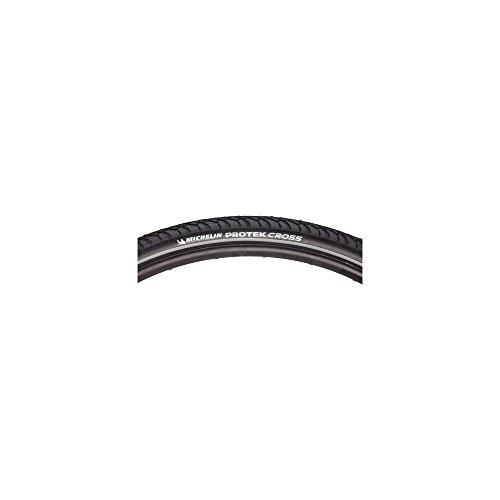 - MICHELIN Protek Cross Bicycle Tire, Black, 700 x 35cm