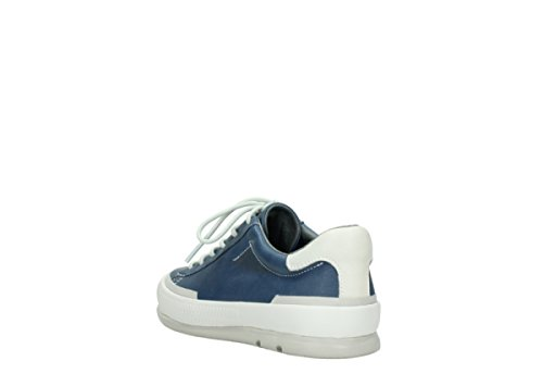 Wolky Comfort Trainers Katla 30840 Jeans Blue Leather shop for online shop sale online 4MZNaEqp