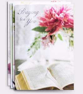 Praying For You - Inspirational Boxed Cards - Lustrous