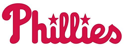 Philadelphia Phillies Die Cut Vinyl Sticker Decal