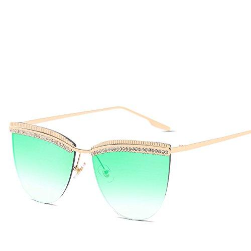 Shoot Océano Gafas NO5 De Gafas RinV Europa Moda Protección Viajes De Street N01 Sra Sol Visera Sol Tendencia UV ZxTq05R