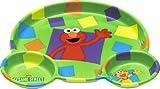: Elmo Loves You Plastic Kids Plate