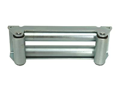 Mile Marker WH-10 Roller Fairlead; Heavy Duty; Universal; Can Be Used w/Mile Marker; Warn; Ramsey or Superwinch Winches;