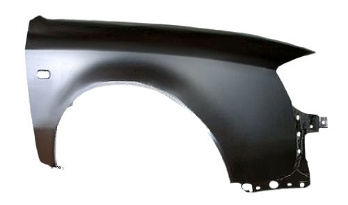 OE Replacement Audi A6 Front Passenger Side Fender Assembly (Partslink Number AU1241112) ()