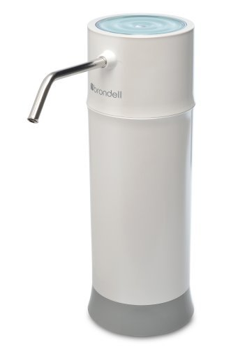 H2O+ Pearl Countertop Water Filter System H625