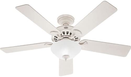 Hunter 53173 The Sonora 52-Inch French Vanilla Ceiling Fan