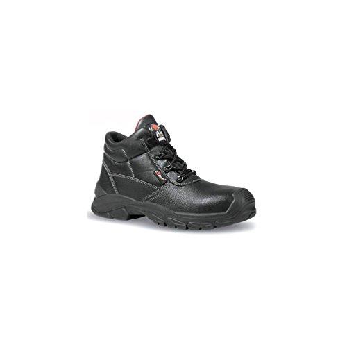 SRC de Power Noir TEXAS Power Chaussure sécurité haute AND U RS ROLL U S3 ROCK UK 8qSCEw
