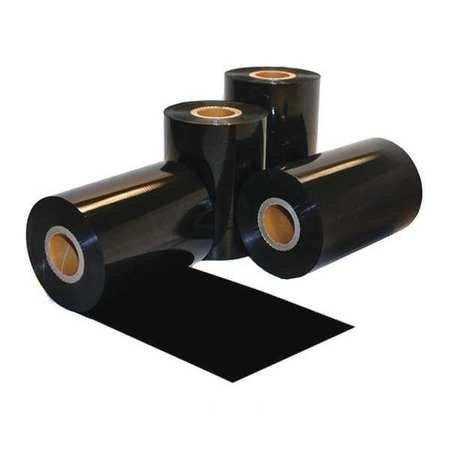 (Wax/Resin Printer Ribbon 2.52x 984 ft, use with Printronix 2204 Printers, Pk36)