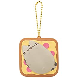 Pusheen Pizza Keychain | Slow Rising Squishy 3