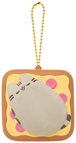 Pusheen Pizza Keychain | Slow Rising Squishy 1
