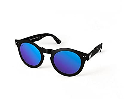 SHAKAS HAWAII UV 400 Large Round Classic Mirrored Customizable Hawaiian Sunglasses Active Lifestyle For Men And Women
