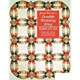 (Quilting Template Set Double Wedding Ring 18 inch)
