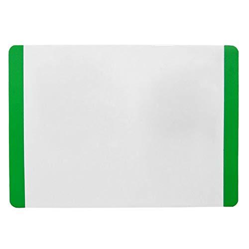Memo pad magnetica flessibile flessibile di lavagna A4 di margine molle impermeabile