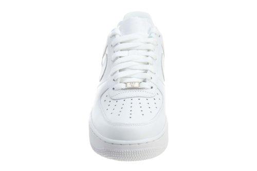 NIKE MENS AIR FORCE ONE SNEAKER (SIZES 7-14) White – Footwear/