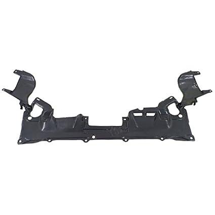Amazon.com: Fits 14-15 Civic & ILX Front Engine Splash Shield Under Cover Guard 74111TR3A50: Automotive