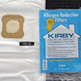 Kirby HEPA F Cloth Vacuum Cleaner Bags Belt G3 G4 G5 G6 G7 Sentria Bag Diamond