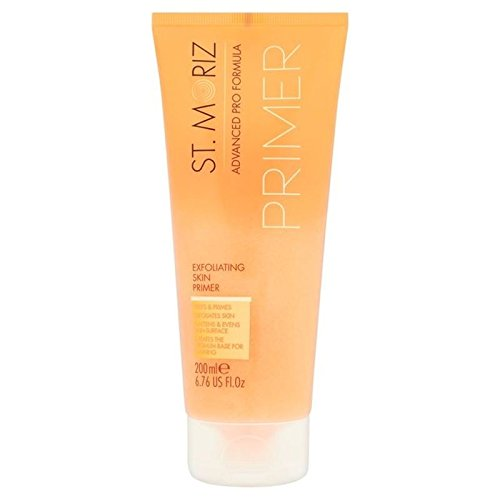 St Moriz Skin Primer Advanced Pro Formula 200ml (PACK OF 6)