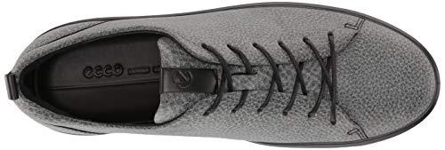 black Zapatillas 1001 Schwarz Mujer Ecco 8 Soft Para Ladies azRzw0