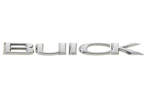 OEM NEW Rear Trunk Lid Buick Emblem Nameplate Chrome 10-13 LaCrosse 22849015