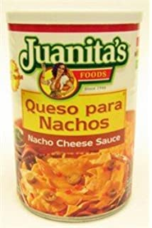 Juanitas Nacho Cheese Sauce, ...