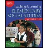 img - for Teaching & Learning Elementary Social Studies - Text Only (8th, 07) by Ellis, Arthur K [Hardcover (2006)] book / textbook / text book