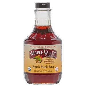 Maple Valley 5 Day Organic Master Cleanse Lemonade Detox Kit