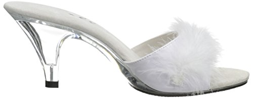 Ellie Shoes Women's 305 Sasha Dress Sandal White Hg0P9RsLoe