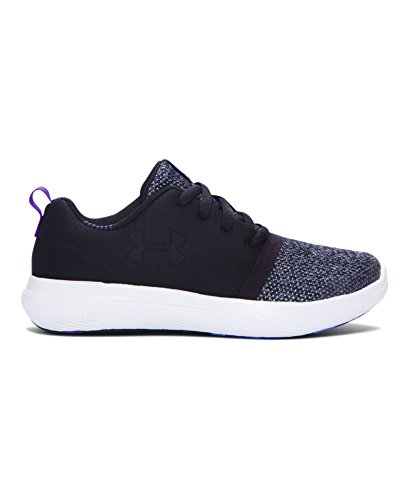 Under Armour Girls' Pre-School UA Charged 24/7 Low Shoes 1 Black
