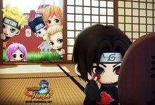 Inoue Orihime Chibi Naruto Shippuden Uchiha Itachi Sharingan ...