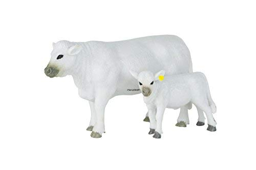 Big Country 1//20 Scale Hereford Bull Toy