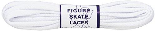 - Proguard Figure Skate Lace, White, 84-Inch