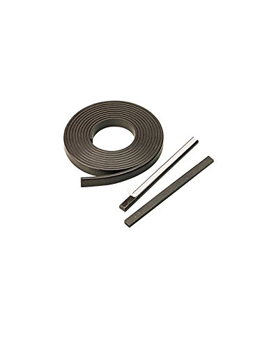 393.6 Length x 0.3 Width x 0.03 Thick Eclipse Magnetics FM660 Adhesive Backed Flexible Magnet