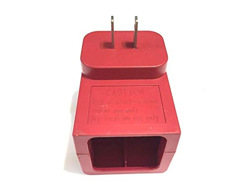(BerucciTM Red 7.2V Charger for Swivel Sweeper G1 G2 G3 Max )