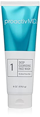 Proactiv Deep Cleansing Face Wash, 6 Ounce from The Proactiv Company