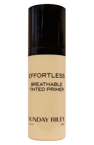 Sunday Riley Effortless Breathable Tinted Primer-Deep by Sunday Riley by Sunday Riley