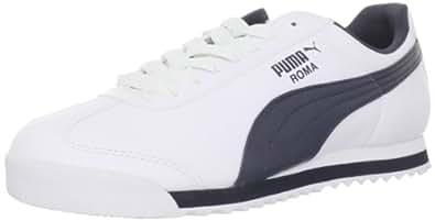 Puma Roma Blanco Y Azul 1ekn5o22