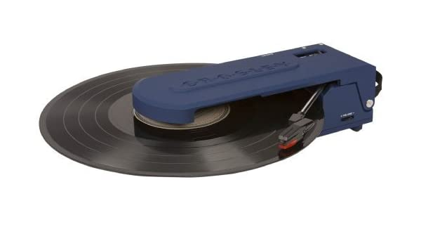 Crosley Revolution Portable Two Speed USB Enabled Turntable ...