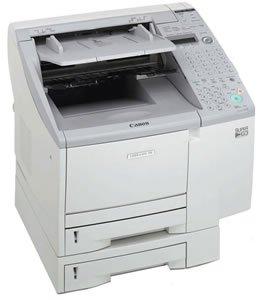 Canon Laser Class 710 Super G3 Monochrome Laser Copier Fax Machine P.C. 75618
