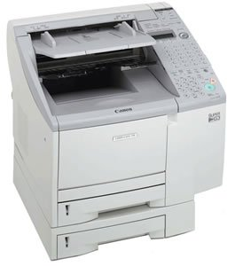 Canon Laser Class 710 Super G3 Monochrome Laser Copier Fax Machine P.C. 75618 (Super G3 Fax Machine)