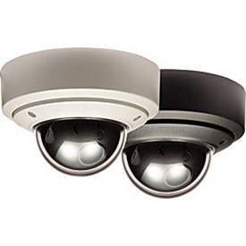 Vitek Wide Dynamic Range Vandal Proof Color Dome Camera w/2.9-10mm Varifocal Lens & 550TVL (Black) (550tvl Proof Vandal Dome Camera)